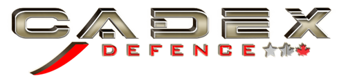 Cadex Defence Logo