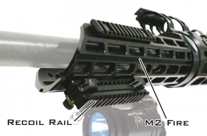 M2 Fire Optional Recoil Rail