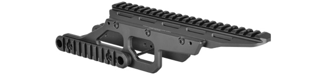 Accuracy International Forend Rail