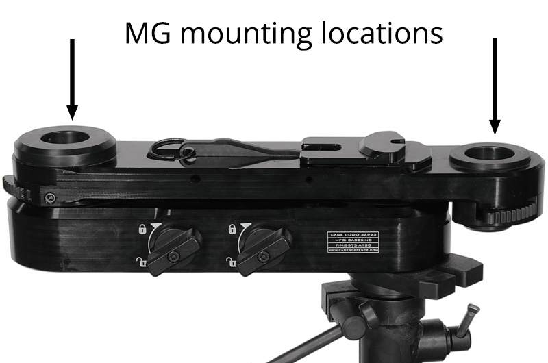 MG Mounting Location