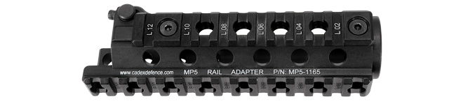 MP5 Forend Rail