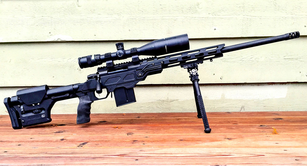 Tikka T3 short action 308 Win