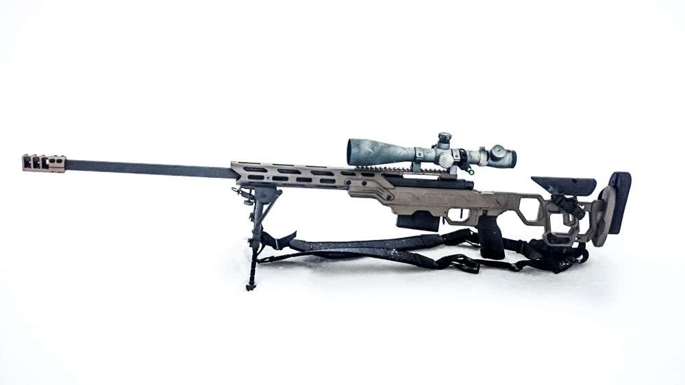 Remington 700 Long Range M40 300 Win