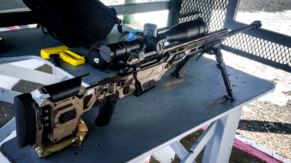 CDX-33 Patriot - Falcon Bipod with optional claws