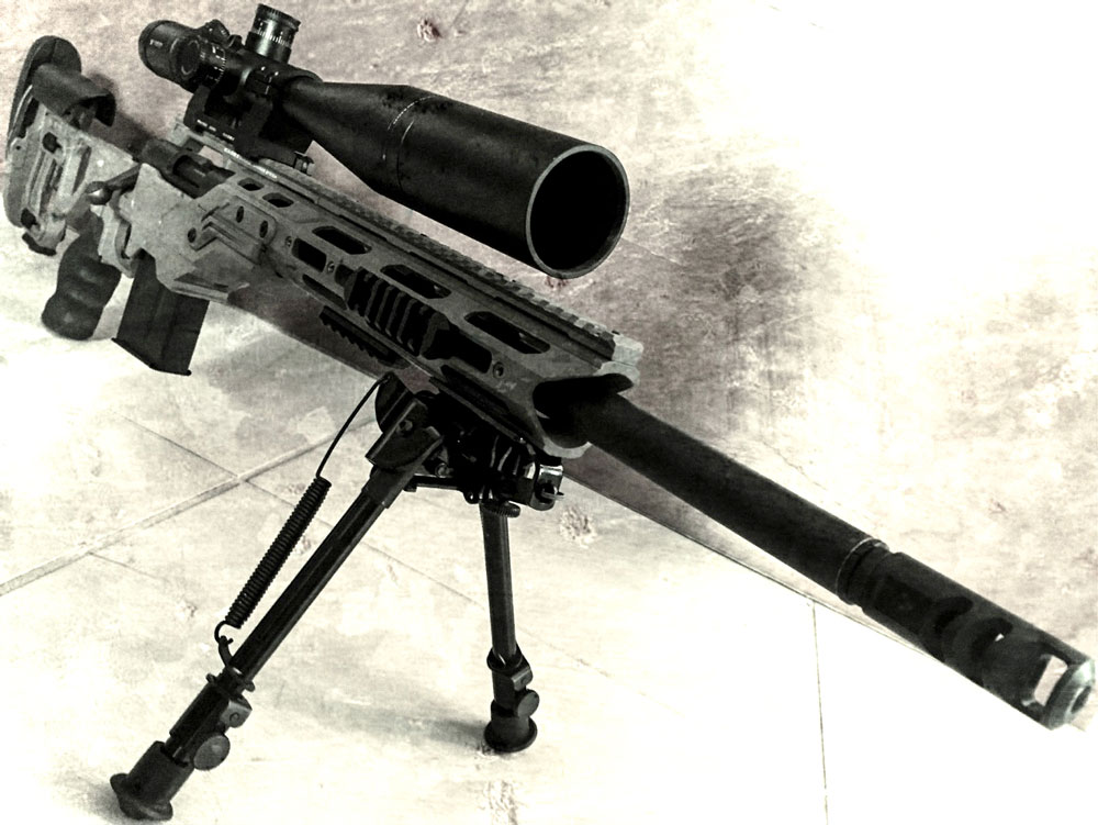 Stock Remington 700