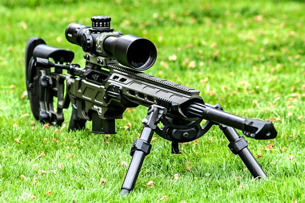 CDX-33 Patriot Tac 338 Lapua