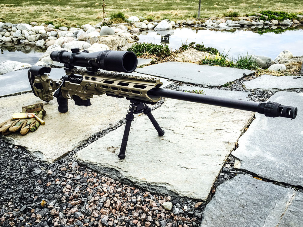 Dual Strike in the 50BMG version