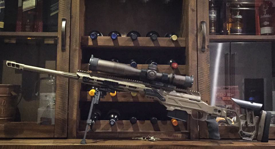 Patriot Lite in 338 Lapua - California