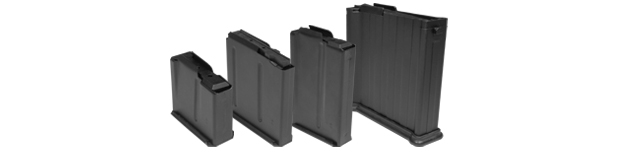 multi-caliber magazines