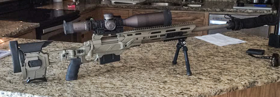 Cadex Dual Strike, LRI Rem 700 in 300 Win Mag