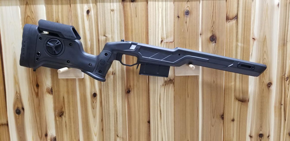 """L/A with 300 Win (3.850"""" CIP) Magazine from Hunt's Hunting Supplies"""
