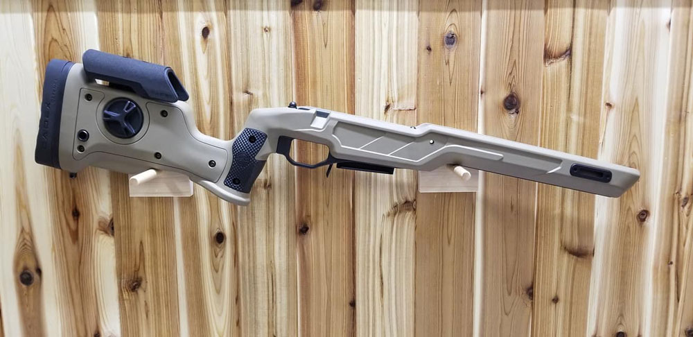 """S/A with 308 Win (3.055"""") Magazine from Hunt's Hunting Supplies"""