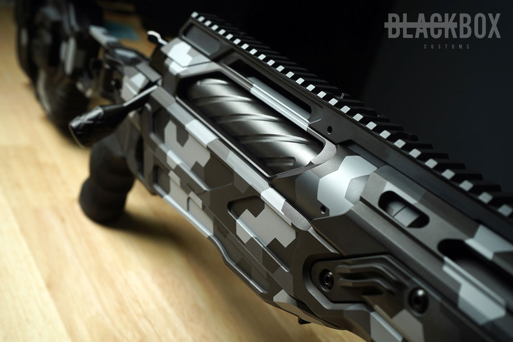 CDX-50 Tremor from Black Box Customs