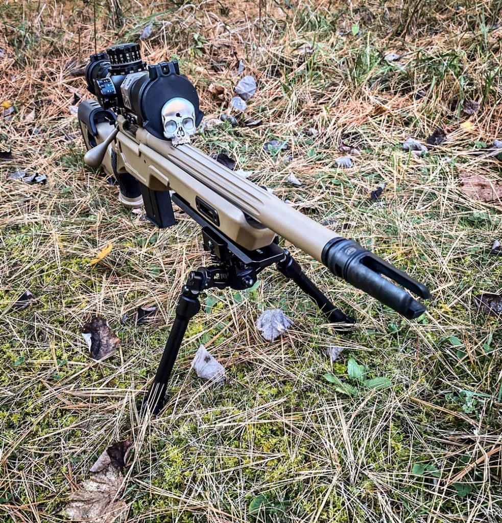 """CDX-R7 Sheepdog 308 Win 16.5"""" Urban Sniper Rifle is now available on special order!"""