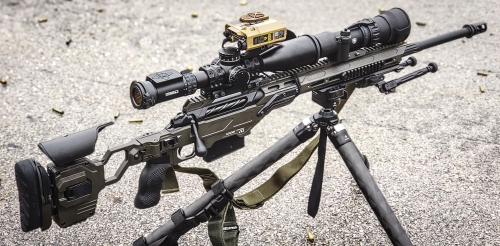 CDX-33 Patriot Lite 300 Norma Mag from Down Range Thermal