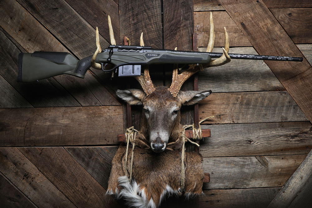 Amazing picture from FST images of our CDX-R7 CRBN hunting rifle
